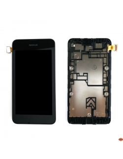 LCD LUMIA 530 COMPLET AVEC CHASSIS
