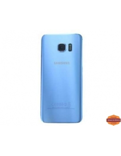 Replacement Batterie Cover Samsung S7 EDGE (SM-G935F) - Bleu