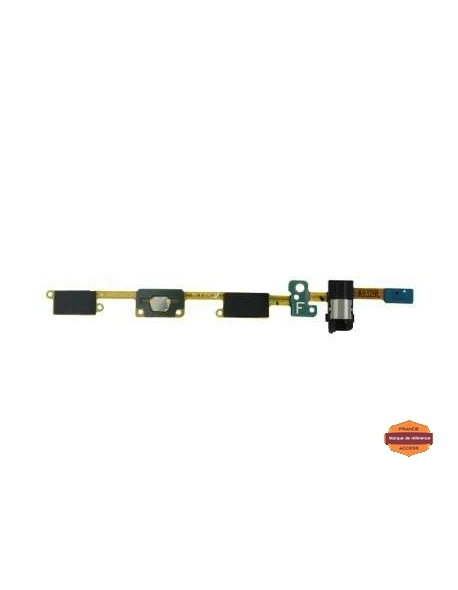 Grossiste piece detachees:NAPPE BOUTON HOME GALAXY  J5 J510 (2016)