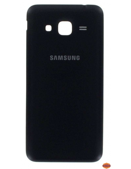 Grossiste piece detachees:CACHE ARRIERE GALAXY J3 2016 (SM-J320) - NOIR
