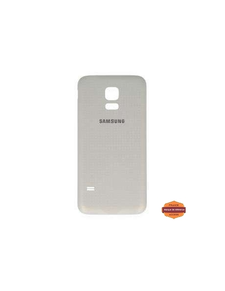 Grossiste piece detachees:CACHE ARRIERE GALAXY S5 G900 BLANC