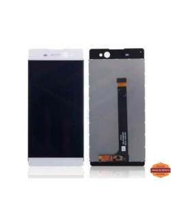 Sony Xperia C5 LCD complet Blanc