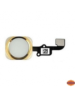 BOUTON HOME IPHONE 6G / 6 PLUS GOLD
