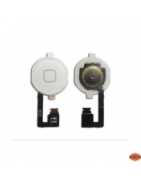 Grossiste piece detachees:Home button with flex iphone 4s