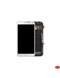 LCD SAMSUNG GALAXY  NOTE 3 4G / N9005 RECONDITIONNE BLANC