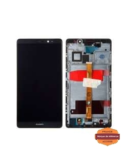 LCD HUAWEI MATE 8 NOIR AVEC CHASSIS