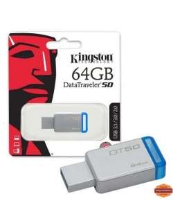 CLÉ USB KINGSTON DATATRAVELER 50 USB-STICK 64GB