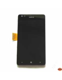 LCD LUMIA 900 COMPLET AVEC CHASSIS