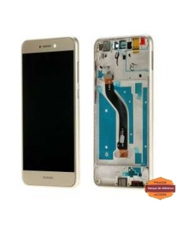 LCD HUAWEI P8 LITE 2017 GOLD AVEC CHASSIS
