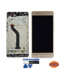 LCD HUAWEI P9 LITE GOLD AVEC CHASSIS
