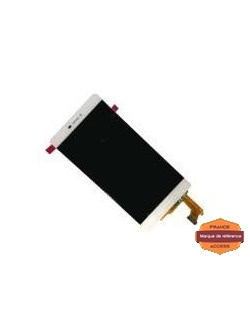 LCD HUAWEI P8 BLANC AVEC CHASSIS