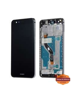 LCD HUAWEI P10 LITE NOIR AVEC CHASSIS