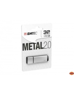 CLE USB 32GB EMTEC C900 METAL