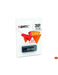 CLE USB 32GB EMTEC C450 SLIDE