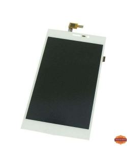 LCD WIKO PULP FAB 4G BLANC
