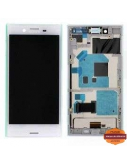 LCD SONY XPERIA X MINI NOIR AVEC CHASSIS
