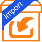 Produits d 'import